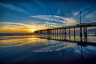 Venice Pier<br /> Venice, California