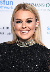 Talia Storm attending the SeriousFun London Gala 2018 held at the Roundhouse in London..Photo credit should read: Doug Peters/EMPICS