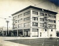 1915 SW corner of Hollywood Blvd. & Highland Ave.