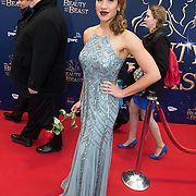 NLD/Scheveningen/20151213 - Premiere musical Beauty and the Beast, Gabrielle McClinton