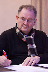 Ernest Aljancic at Meeting of OKS in Grand hotel Union, on March 23, 2009, Ljubljana, Slovenia. (Photo by Vid Ponikvar / Sportida)