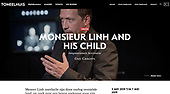 monsieur linh and his child   pers&print&promo
