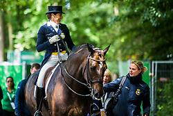 Vilhelmson Silfven Tinne, SWE, Don Auriello<br /> CHIO Rotterdam 2018<br /> © Hippo Foto - Sharon Vandeput<br /> 23/06/18