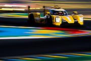 June 13-18, 2017. 24 hours of Le Mans. 29 Racing Team Nederland, Dallara P217 - Gibson, Rubens Barrichello, Jan Lammers, Frits van Eerd