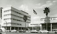 1952 CBS Radio on Sunset Blvd.