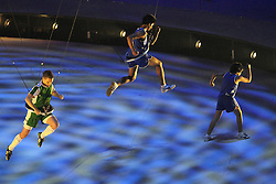 Cerimônia de inauguração dos XVI Jogos Pan-Americanos de Guadalarrara 2011. FOTO: Jefferson Bernardes/Preview.com