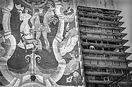 Disused factory. Sukhumi.   2003