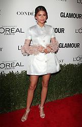 Glamour Celebrates 2016 Women of the Year Awards - Los Angeles.<br /> 14 Nov 2016<br /> Pictured: Zendaya Coleman.<br /> Photo credit: Jaxon / MEGA<br /> <br /> TheMegaAgency.com<br /> +1 888 505 6342