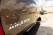 VW AMAROK Automatic CapeTown event