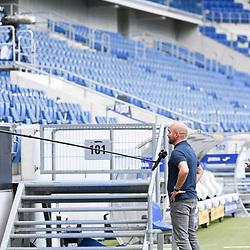 Sportdirektor Alexander Rosen (Hoffenheim).<br /> <br /> Sport: Fussball: 1. Bundesliga: Saison 19/20: 33. Spieltag: TSG 1899 Hoffenheim - 1. FC Union Berlin, 20.06.2020<br /> <br /> Foto: Markus Gilliar/GES/POOL/PIX-Sportfotos<br /> <br /> Foto © PIX-Sportfotos *** Foto ist honorarpflichtig! *** Auf Anfrage in hoeherer Qualitaet/Aufloesung. Belegexemplar erbeten. Veroeffentlichung ausschliesslich fuer journalistisch-publizistische Zwecke. For editorial use only. DFL regulations prohibit any use of photographs as image sequences and/or quasi-video.