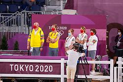 Michiels Domien, BEL, Intermezzo van het Meerdaalhof, 109<br /> Olympic Games Tokyo 2021<br /> © Hippo Foto - Stefan Lafrentz<br /> 25/07/2021