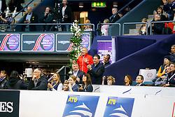 Kistler Andy, (SUI), Conter Stefan, (BEL)<br /> Longines FEI World Cup Jumping Final III B<br /> © Dirk Caremans