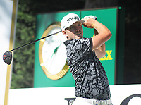Golf - 2019 BMW PGA Championship - Thursday, First Round<br /> <br /> Matt Wallace of England at the West Course, Wentworth Golf Club.<br /> <br /> COLORSPORT/ANDREW COWIE