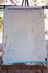 Map Of Landmine Field