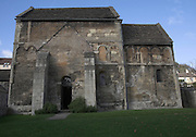 Saxon church of Saint Laurence, Bradford on Avon, Wiltshire, England