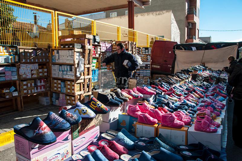 Mercado tradicional. Alpera. Albacete ©Antonio Real Hurtado / PILAR REVILLA