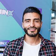 NLD/Amsterdam/20190611 - FunX Awards 2019, Soufiane Touzani
