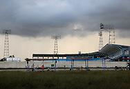 Stadium in Ciego de Avila, Cuba.