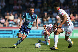 Michael Harriman of Wycombe Wanderers in action - Mandatory by-line: Jason Brown/JMP - 05/05/2018 - FOOTBALL - Adam's Park - High Wycombe, England - Wycombe Wanderers v Stevenage - Sky Bet League Two