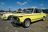 BMW 2002 - Custom Cars & Coffee November 2014
