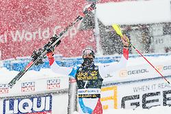 Zenhaeusern Ramon (SUI) during the Audi FIS Alpine Ski World Cup Men's  Slalom at 60th Vitranc Cup 2021 on March 14, 2021 in Podkoren, Kranjska Gora, Slovenia Photo by Grega Valancic / Sportida