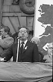 1976 - Sinn Fein Easter Commemoration Parade.    K22