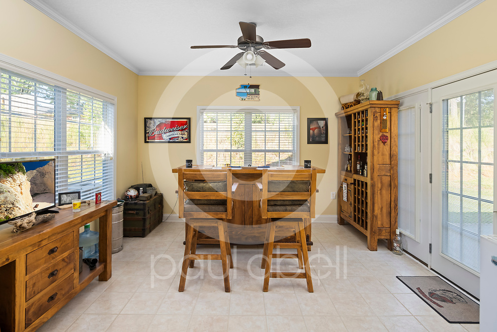 General real estate photos of a house at 201 B-3 Wedgewood DR, Sandersville, GA. (Paul Abell via Abell Architectural and Real Estate Photography for Victoria Payne)