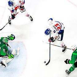 20211001: SLO, Ice Hockey - Ice Hockey League: HK SZ Olimpija vs HC TIWAG Innsbruck
