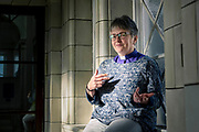 Rev Susan Brown is the Moderator-Designate of this year's General Assembly., photographed in the offices of the Church of Scotland in Edinburgh.<br /> <br /> ©John Linton 2018<br /> <br /> John Linton Photography<br /> 07986592673<br /> john@lintonpix.com