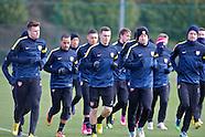 Arsenal training 120313