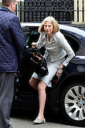 © Licensed to London News Pictures. 21/05/2013. Westminster, UK. Theresa May, Conservative MP, Secretary of State for the Home Department and Minister for Women and Equalities.  Ministers arrive for a Cabinet meeting at Downing Street today 21 May 2013. Photo credit : Stephen Simpson/LNP