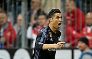 Bayern Munich v Real Madrid 120417