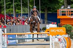 WERNKE Jan (GER), QUEEN MARY 10<br /> Münster - Turnier der Sieger 2019<br /> BRINKHOFF'S NO. 1 -  Preis<br /> CSI4* - Int. Jumping competition  (1.50 m) -<br /> 1. Qualifikation Grosse Tour <br /> Large Tour<br /> 02. August 2019<br /> © www.sportfotos-lafrentz.de/Stefan Lafrentz