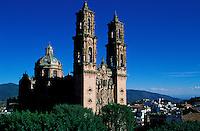 Mexique, Guerrero, Ville de Taxco // Mexico, Guerrero state, Taxco city