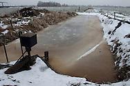 Gemaal Dwersfeart, Gorredijk, buiten werking.