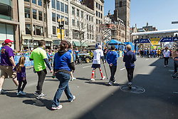 BAA Tribute Mile for victims & survivors of the 2013  Bombing