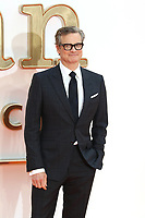 Colin Firth, Kingsman: The Golden Circle - World premiere, Leicester Square, London UK, 18 September 2017, Photo by Richard Goldschmidt