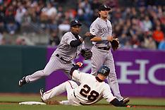 20100602 - Colorado Rockies at San Francisco Giants (Major League Baseball)