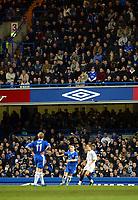 Fotball<br /> England 2004/2005<br /> Foto: SBI/Digitalsport<br /> NORWAY ONLY<br /> 22.01.2005<br /> <br /> Chelsea v Portsmouth<br /> Barclays Premiership. 22/01/2005<br /> Chelsea's deal with Umbro comes to an end.