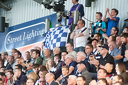 South stand during the recent Falkirk 3 v 1 Dundee United, Scottish Championship game played at The Falkirk Stadium, 17/9/2016.