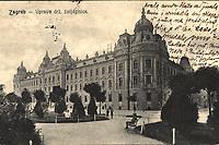 Zagreb : Uprava drž. željeznica. <br /> <br /> ImpresumS. l. : S. n., [1907].<br /> Materijalni opis1 razglednica : tisak ; 8,9 x 13,9 cm.<br /> Vrstavizualna građa • razglednice<br /> ZbirkaZbirka razglednica • Grafička zbirka NSK<br /> Formatimage/jpeg<br /> PredmetZagreb –– Ulica Antuna Mihanovića<br /> SignaturaRZG-MIH-13<br /> Obuhvat(vremenski)20. stoljeće<br /> NapomenaRazglednica je putovala 1907. godine.<br /> PravaJavno dobro<br /> Identifikatori000955186<br /> NBN.HRNBN: urn:nbn:hr:238:859467 <br /> <br /> Izvor: Digitalne zbirke Nacionalne i sveučilišne knjižnice u Zagrebu