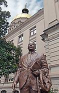 ML King Statue Atlanta