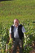 pinot noir Philippe Protheau owner vineyard domaine protheau mercurey burgundy france