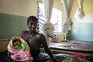 """DRC / Burundi Refugees / Yesterday at 2:30 pm, 35 year-old Marthe gave birth to a baby girl she named Claire<br /> Niyobuhungiro. Her name means """"a refuge"""".<br /> <br /> Marthe is one of the nearly 8,000 Burundian refugees who have fled to the DRC over<br /> the past few weeks. She fled Burundi while she was 8-month pregnant.<br /> <br /> The majority of the refugees arriving in the DRC are women and children. <br /> <br /> 7,661 Burundians refugees have crossed into the DRC over the past few weeks. The new<br /> arrivals are being hosted by local families, but the growing numbers are straining<br /> available support. UNHCR is helping some 500 vulnerable refugees at a transit centre<br /> at Kavimvira and in another centre at Sange. Work is ongoing to identify a site<br /> where all the refugees can be moved, and from where they can have access to<br /> facilities such as schools, health centers and with proper security./ UNHCR / F.Scoppa / May 2015"""