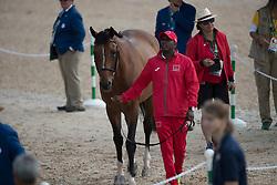 Ouaddar Abdelkebir, MAR, Quickly de Kreisker<br /> Olympic Games Rio 2016<br /> © Hippo Foto - Dirk Caremans<br /> 12/08/16