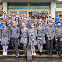 Mr Bells 6th Class Holy Family NS