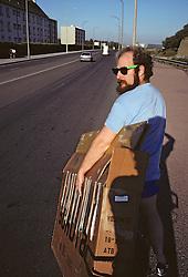 Ben Transporting Bike Box