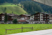 Neustift im Stubaital is a municipality in the district Innsbruck-Land in the Austrian state of Tyrol. It is the third largest municipality of Tyrol in area. It is a major tourist centre, with more than 1 million overnight stays per year.