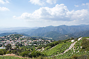 Cyprus, Troodos mountains, landscape