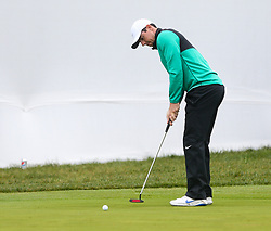 September 10, 2018 - Newtown Square, Pennsylvania, United States - Rory McIlroy putts the 9th green during the final round of the 2018 BMW Championship. (Credit Image: © Debby Wong/ZUMA Wire)